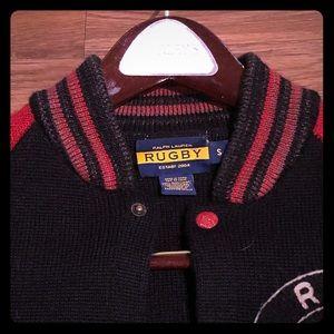 RUGBY by Ralph Lauren Baseball Sweater (2010)